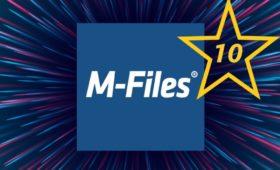 Slavíme desetileté výročí sM-Files