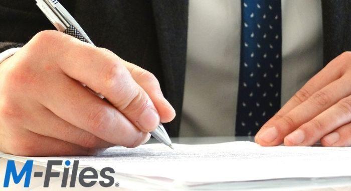 Schvalování dokumentů –  Princip čtyř očí