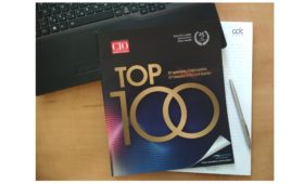 CDC Data součástí žebříku TOP 100 ICT společností vČR pro rok 2021