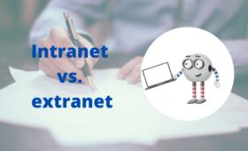 Vývoj B2B portálu: extranet aintranet jako celek